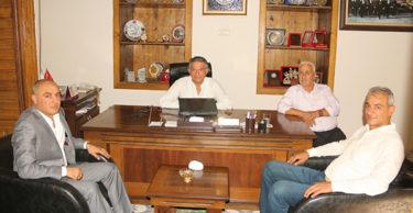 MEŞ'ALE Gazetesi Yönetimi HGC'de