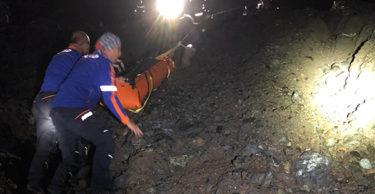 Suriye sınırında 6 kişilik  aile hayatını kaybetti