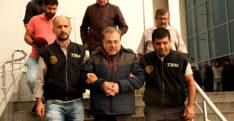 Hatay'daki terör operasyonunda  emekli binbaşı tutuklandı