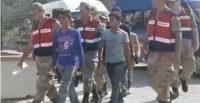 Türkiye'ye kaçak girmeye çalışan Suriyeli çocuklar yakalandı