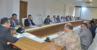 Kaymakam Murat Bulacak 23.sü yapılan  muhtarlar ve halk buluşması toplantısına katıldı