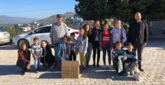 29 Ekim Cumhuriyet Bayramı kutlamasında çocuk farkı