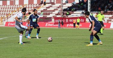 Ziraat Türkiye Kupası: Hatayspor: 3 – Fethiyespor: 1