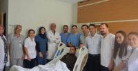 Hatay Devlet Hastanesi'nde 'ilk açık kalp ameliyatı!