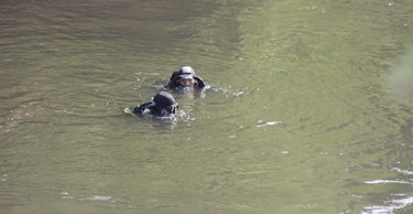 Asi Nehri'ne düşen çocuğa  halen ulaşılamadı