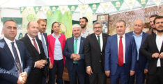 2. Altınözü Zeytin ve Zeytinyağı  Festivali renkli başladı