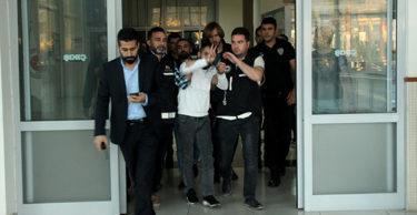 Hatay'daki silahlı saldırıya 2 tutuklama