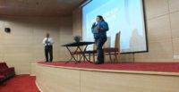 """""""Bilinçli Medya Kullanımı"""" konulu seminer verildi"""