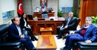 AK Parti Milletvekillerinden Kaymakam Mardinli'ye Ziyaret