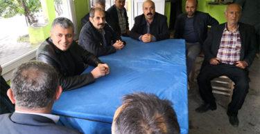 Samandağ İlçe Kaymakamı Murat KÜTÜK Mahalleleri Ziyaret Etti
