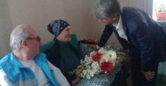 Sebahattin YILMAZ, Emekli Öğretmenleri Ziyaret Etti