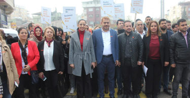 AK Parti'den Kadına Yönelik Şiddetle Mücadele etkinliği