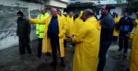 Reyhanlı'da aşırı yağışın ardından hasar tespit çalışması başlatıldı