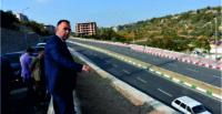 Başkan Sarı'dan yol müjdesi
