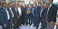 Ankara'da yaşayan Çorum'lu vatandaşlarımızdan  Ayhan Yavuz'a teşekkür ziyareti