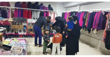 BM'den Suriye'ye 27 tırlık insani yardım