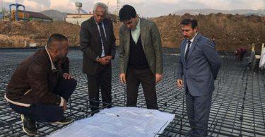 Yayladağı'nda16 derslikli okulun inşasına başlandı
