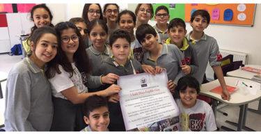 Bahçeşehir Koleji'nden ZİÇEV'e Bağış