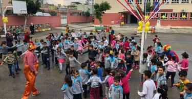 Modernevler İlkokulu Tadilat ve Onarım Sonrası Açılış Töreni yapıldı