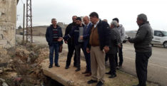 Reyhanlı Belediyesi Kızılarık'ta Islah Çalışmalarına Başlıyor