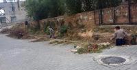 İskenderun Genelinde Açık Kanal Temizliği Sürüyor
