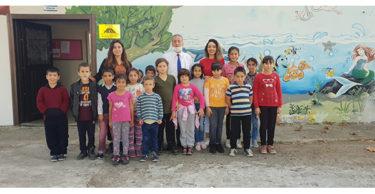 Dörtyol, Erzin ve Payas'ta öğrencilere  flor uygulaması