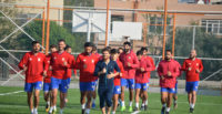 Arsuz Karaağaçspor'da hazırlık sürüyor