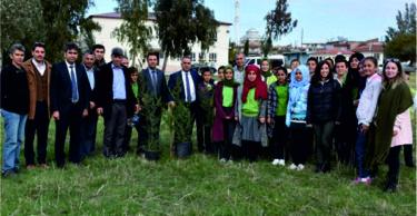 Altınözü Belediye Başkanı  Rıfat Sarı'dan  Sosyal Sorumluluk  Projesine Destek