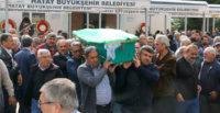 Fatma Akavioğlu Son Yolculuğuna Uğurlandı