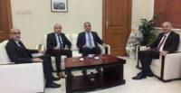 Adli Erkan'dan Hayırlı Olsun Ziyareti