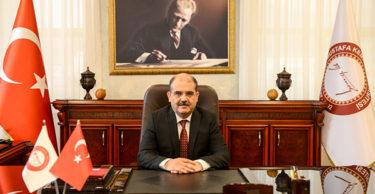 Prof.Dr. Hasan KAYA, Bir Teşekkür Mesajı Yayınladı:
