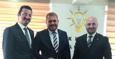 D. Hicret KUMRU, AK Parti Antakya Belediye Başkan Aday Adaylığını açıkladı