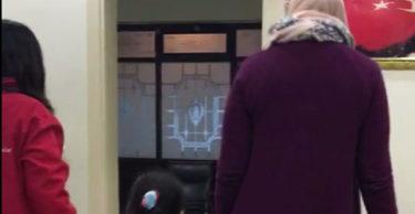 Babasının Suriye'ye kaçırdığı Belçikalı kız kurtarıldı