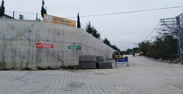 SARAYCIK MAHALLESİ'NDE PARKE ONARIM ÇALIŞMALARI