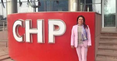Suzan Alhasoğlu  Antakya  CHP'den belediye başkan  adaylığına hazırlanıyor