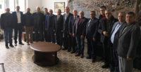 Esnaf ve Meslek Odaları Başkanlarından Ziyaret