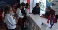 Süleyman BULUT , Ted Hatay Kolejinde Öğrencilerle Buluştu