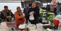 AK Parti adayı Güler, Hz. Hızır Türbesi'ni ziyaret etti