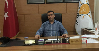 Muhittin Yamaner,AK Parti Antakya Belediye Meclis Üyesi Aday Adaylığını açıkladı
