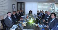 Marina Projesi Değerlendirme Toplantısı