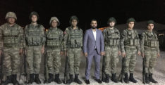 Mehmetçiğe moral ziyareti