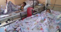 Kusma sesi duyunca zehirlenen çocuklarını ölümden kurtardılar