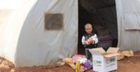 İHH'dan İdlib'e insani yardım