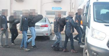 Hatay merkezli FETÖ operasyonu: 13 gözaltı
