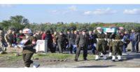 Vefat eden Kıbrıs gazisi Dörtyol'da törenle toprağa verildi