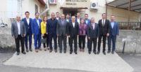 HATAY EĞİTİM BİR-SEN'DEN MÜDÜRÜMÜZ'E NEZAKET ZİYARETİ