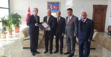 Payas Türk Silahlı Kuvvetlerini Güçlendirme Vakfı Toplantısı Gerçekleştirildi