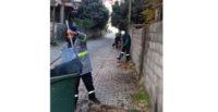 DEFNE'DE TEMİZLİK ÇALIŞMALARI TAM GAZ
