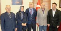 Şehit ve Gazi Aileleri Derneğinden Ziyaret