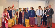 """Belen Belediye Başkanı Adnan Vurucu; """"Kadınlarımız ülkemizin temel taşlarıdır."""""""